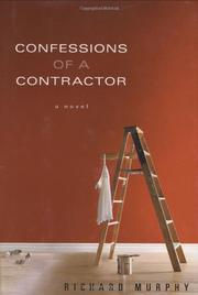 Cover art for CONFESSIONS OF A CONTRACTOR