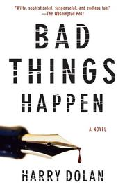 Book Cover for BAD THINGS HAPPEN