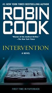 Cover art for INTERVENTION