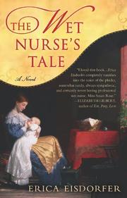 Book Cover for THE WET NURSE'S TALE