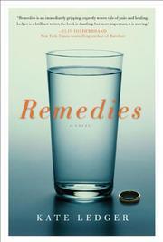 REMEDIES by Kate Ledger