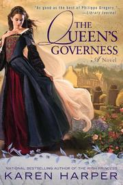 Cover art for THE QUEEN'S GOVERNESS