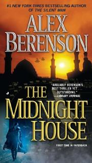 Book Cover for THE MIDNIGHT HOUSE