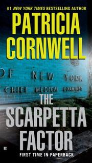 Book Cover for THE SCARPETTA FACTOR