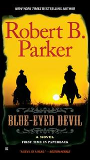 Book Cover for BLUE-EYED DEVIL