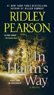 Cover art for IN HARM'S WAY