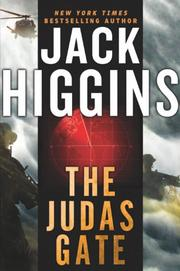 Cover art for THE JUDAS GATE