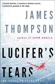 Cover art for LUCIFER'S TEARS