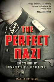 Cover art for THE PERFECT NAZI