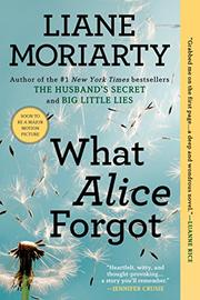 Cover art for WHAT ALICE FORGOT