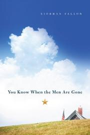 Cover art for YOU KNOW WHEN THE MEN ARE GONE