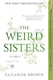 Cover art for THE WEIRD SISTERS