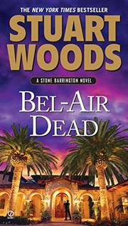 Cover art for BEL-AIR DEAD