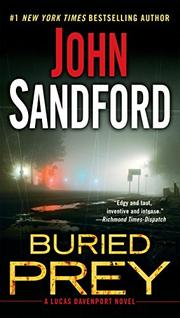 Cover art for BURIED PREY