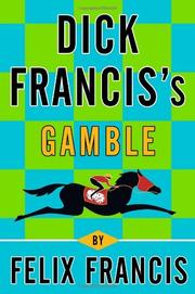 Book Cover for DICK FRANCIS'S GAMBLE