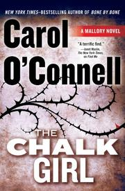 Cover art for THE CHALK GIRL