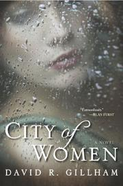 Cover art for CITY OF WOMEN