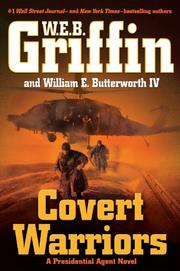 Book Cover for COVERT WARRIORS