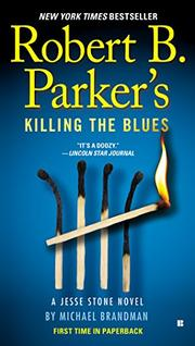 Cover art for ROBERT B. PARKER'S KILLING THE BLUES