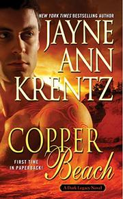 Cover art for COPPER BEACH
