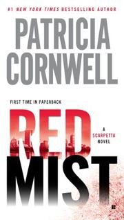 Cover art for RED MIST