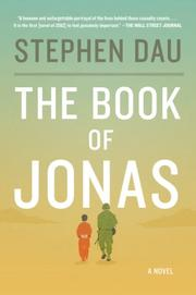 Cover art for THE BOOK OF JONAS