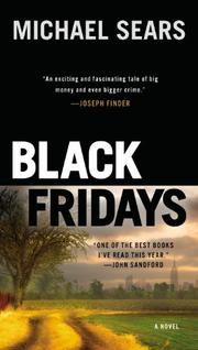 BLACK FRIDAYS by Michael Sears