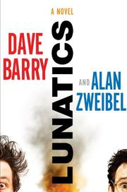 Book Cover for LUNATICS