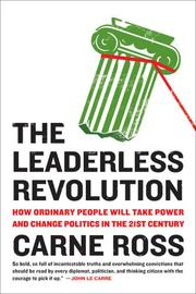 Book Cover for THE LEADERLESS REVOLUTION