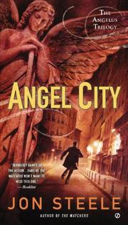 ANGEL CITY by Jon Steele