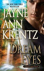 Book Cover for DREAM EYES