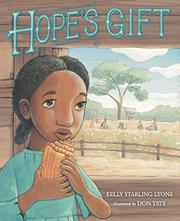 Cover art for HOPE'S GIFT