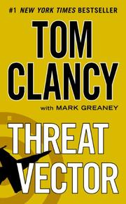 Cover art for THREAT VECTOR