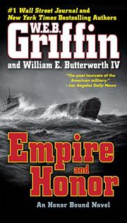 Cover art for EMPIRE AND HONOR