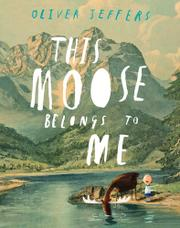 Cover art for THIS MOOSE BELONGS TO ME