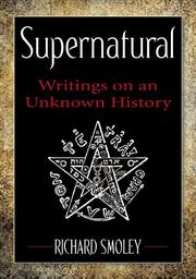 SUPERNATURAL by Richard Smoley