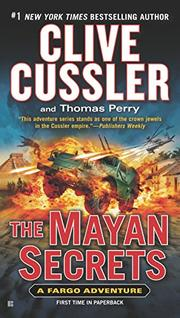 THE MAYAN SECRETS by Clive Cussler