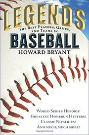 LEGENDS by Howard Bryant