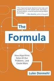 THE FORMULA by Luke Dormehl