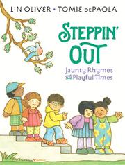 STEPPIN' OUT by Lin Oliver