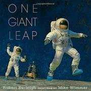 Cover art for ONE GIANT LEAP
