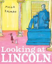 Cover art for LOOKING AT LINCOLN