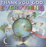 Cover art for THANK YOU, GOD, FOR EVERYTHING