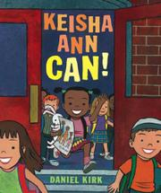 Book Cover for KEISHA ANN CAN!