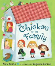 Book Cover for THE CHICKEN OF THE FAMILY