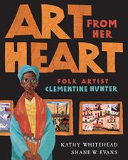 ART FROM HER HEART by Kathy Whitehead