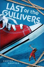 Cover art for LAST OF THE GULLIVERS