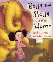 Book Cover for BELLA AND STELLA COME HOME