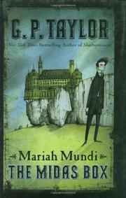 MARIAH MUNDI by G.P. Taylor