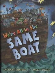 Cover art for WE'RE ALL IN THE SAME BOAT